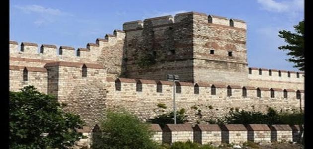 أين تقع مدينة القسطنطينية