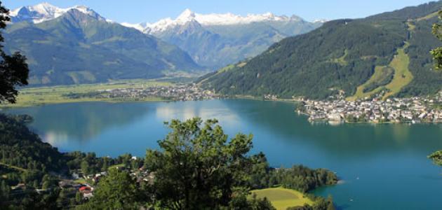 أين تقع زيلامسي في النمسا