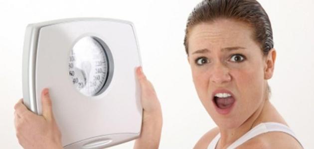 أسباب فقدان الوزن المفاجئ