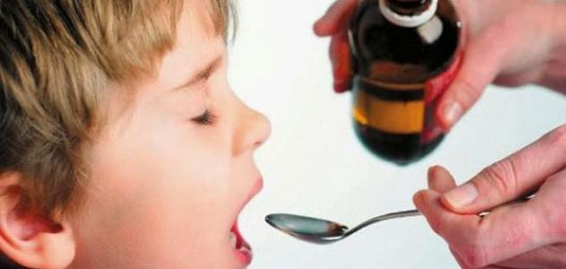 ما هو علاج سعال الأطفال