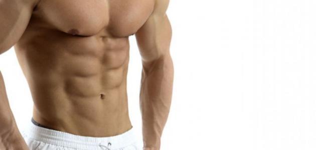 كيف أحصل على عضلات البطن