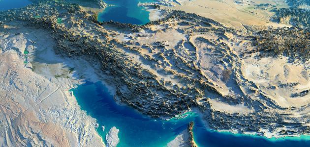 تضاريس الوطن العربي