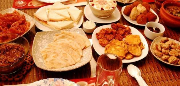 طريقة لزيادة الوزن في رمضان