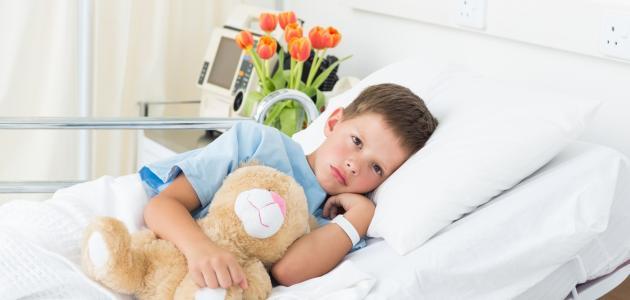 تضخم الكبد عند الاطفال