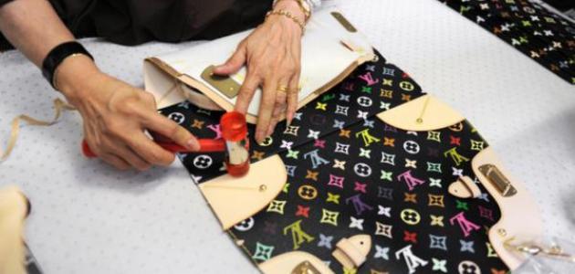 كيف تصنع حقيبة