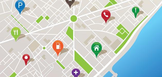 تطبيقات نظم المعلومات الجغرافية