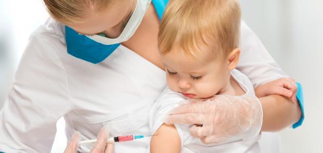 تطعيم الشهر الرابع