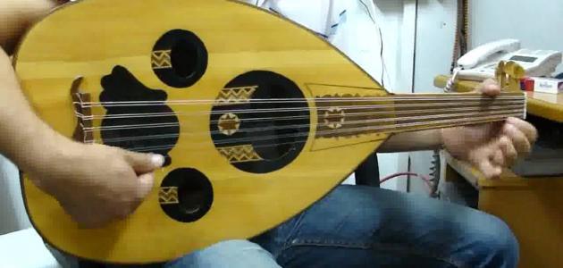 طريقة عزف العود