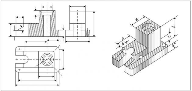تعلم الرسم الهندسي