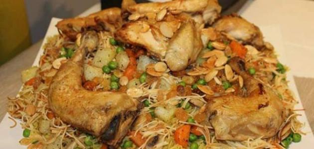 طريقة عمل برياني الدجاج العراقي