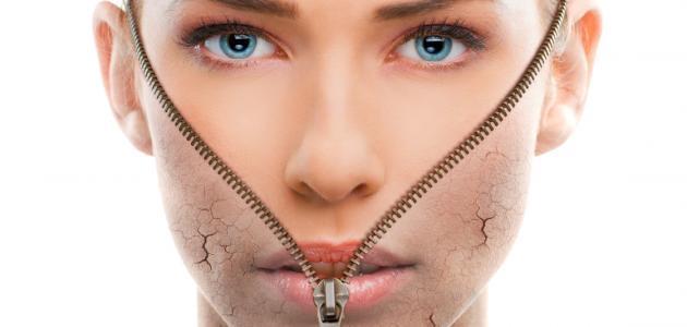 كيف أعرف بشرتي دهنية أو جافة