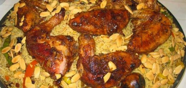 طريقة عمل كبسة دجاج لذيذة