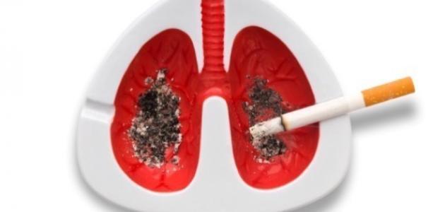 التدخين والسرطان