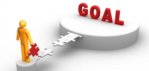 كيف يمكن تحقيق الأهداف