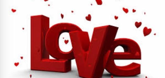 كلام عن عيد الحب