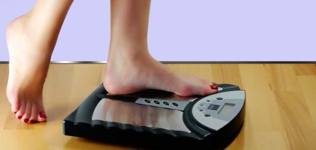 كيف ينقص الوزن