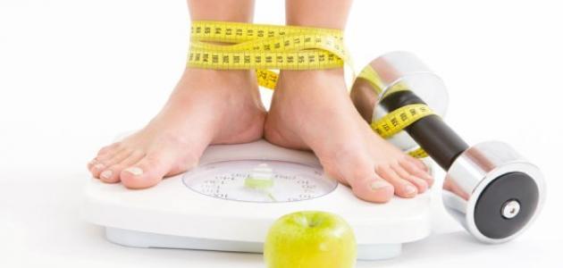 كيف تخفف وزنك بسرعة