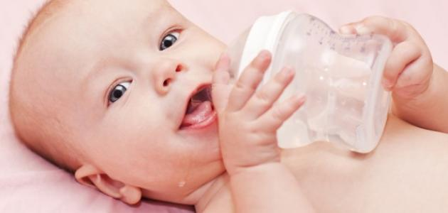 كثرة شرب الماء عند الأطفال