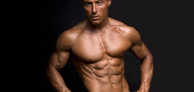 كيف تظهر عضلات البطن بسرعة