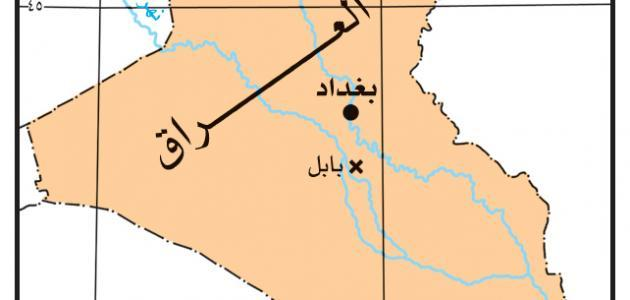 أين تقع مدينة بابل