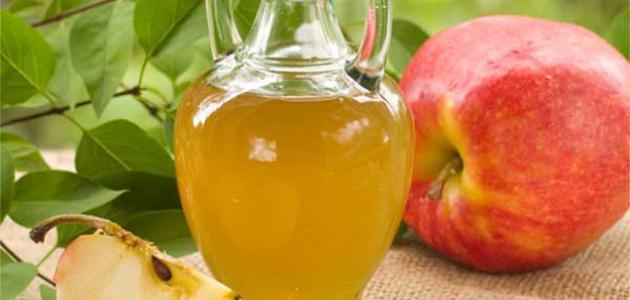 كيف أستخدم خل التفاح للتنحيف