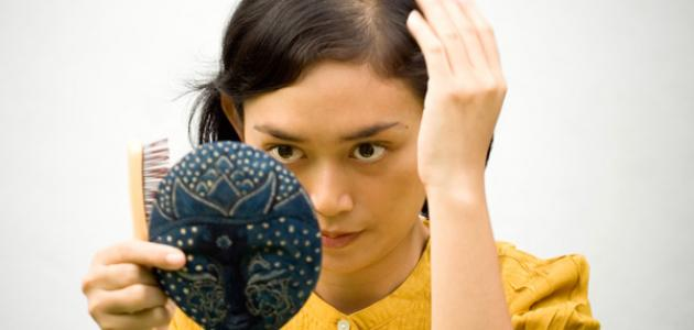 علاج تساقط الشعر الوراثي