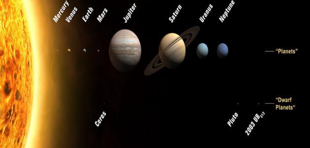 عدد أقمار كوكب زحل