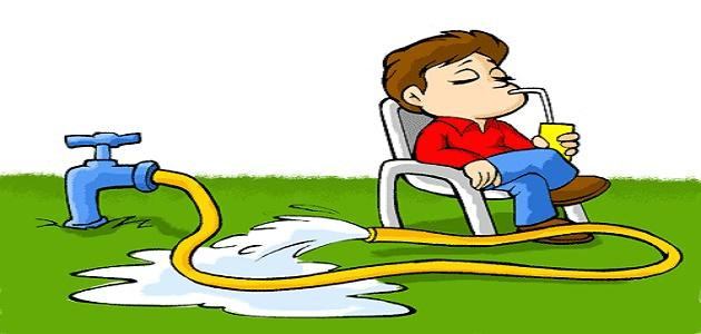 أهمية المياه وكيفية المحافظة عليها