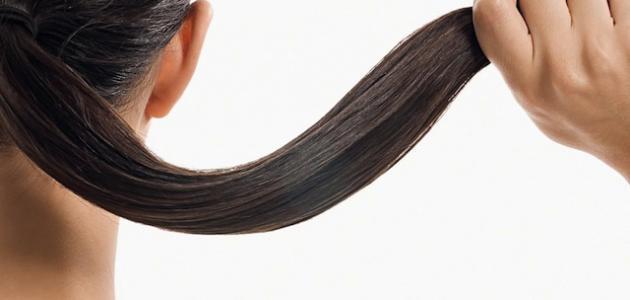 إطالة الشعر بسرعة كبيرة
