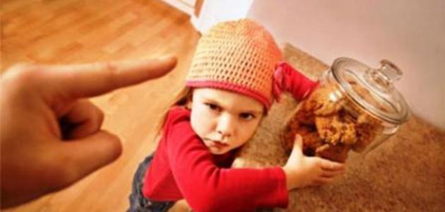 طريقة معاملة الطفل العنيد