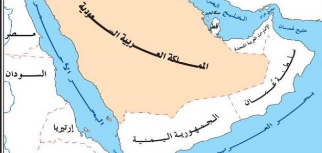 ثاني أكبر دولة عربية من حيث المساحة