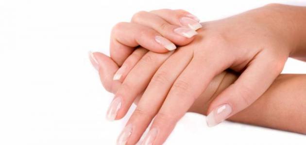 كيف أنحف يدي وأصابعي