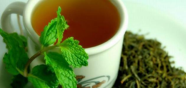 كيف أعدّ الشاي الأخضر