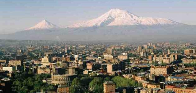 أين تقع أرمينيا في أي قارة