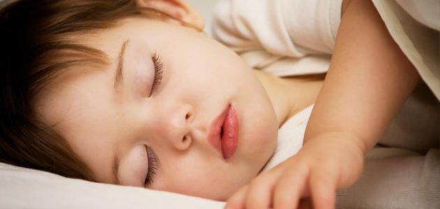 كيف أجعل طفلي ينام نوم متواصل