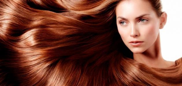 كيف أصبغ شعري طبيعي