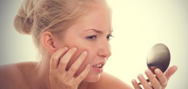 كيف أعرف أن بشرتي دهنية
