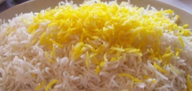 كيف أعمل أرز أبيض