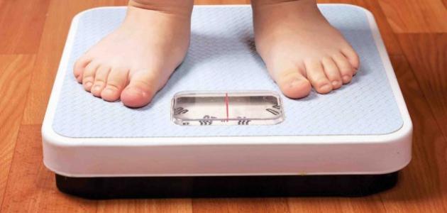 كيف أزيد وزن طفلي حديث الولادة