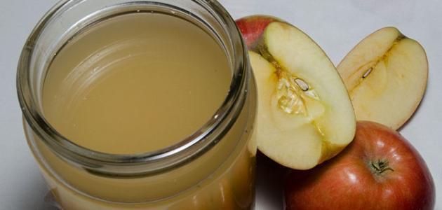 كيف أعمل خل التفاح