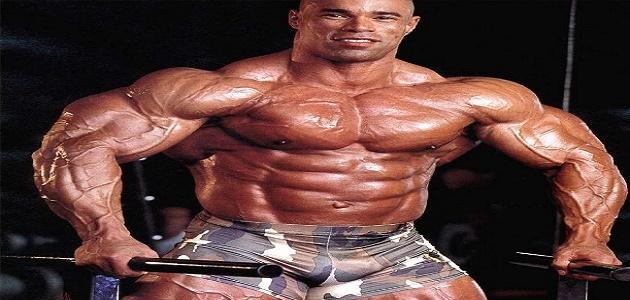 كيف تصبح بطل كمال أجسام