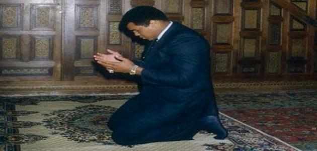 تاريخ وفاة محمد علي كلاي