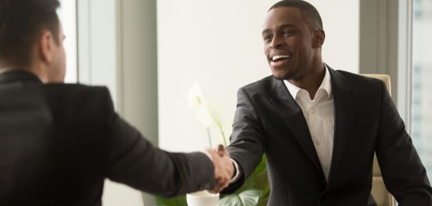 كيف تنجح في المقابلة الشخصية