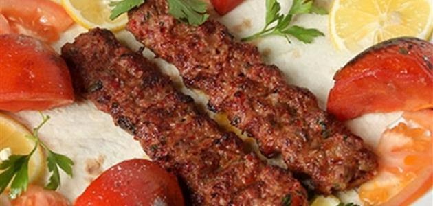 طريقة كباب لحم بالفرن