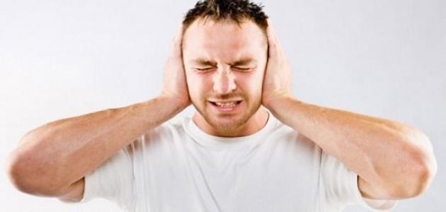 صوت طنين بالأذن وأسبابه