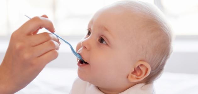 كيفية تحضير طعام الاطفال
