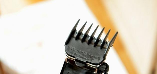 طريقة حلاقة الشعر للرجال بالماكينة