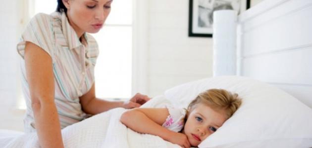 كيف تجعلين طفلك ينام