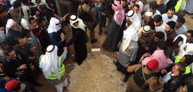 أين دفن الملك عبدالله الأول