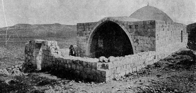 أين دفن يوسف عليه السلام